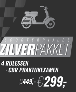 scooter ziver pakket