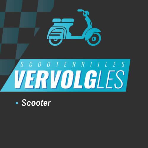 scooter vervolg less