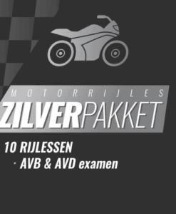motor zilver pakket